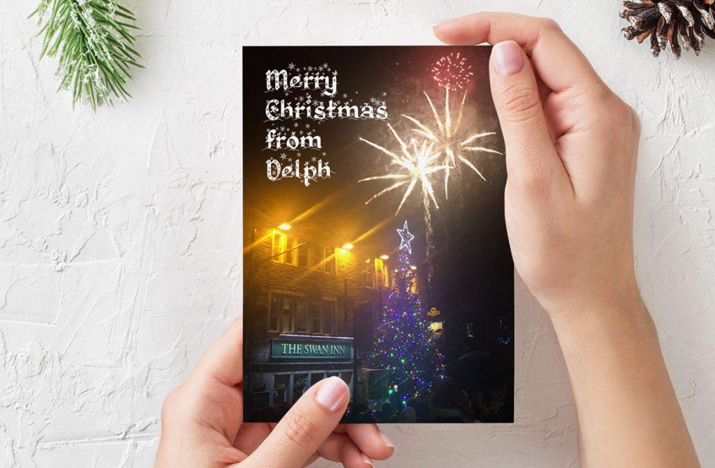 Delph Cristmas Card